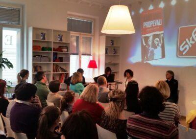 Druga promocija knjige KAKO SMO PROPEVALI,| 07.03.2015