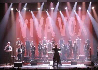 Koncert VIVA VOX, 22.05.2018