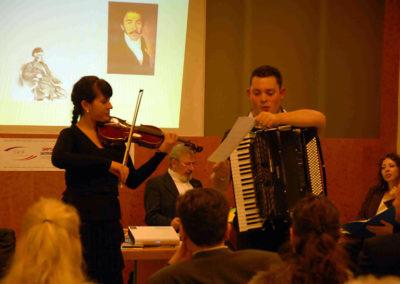 Književno i muzičko veče TALVJ,| 02.06.2010