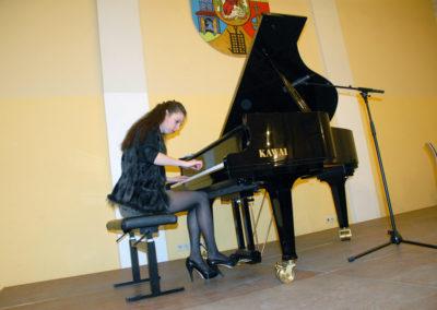 Koncert i promocija VEČE KLAVIRA I KNJIGA,  02.03.2012