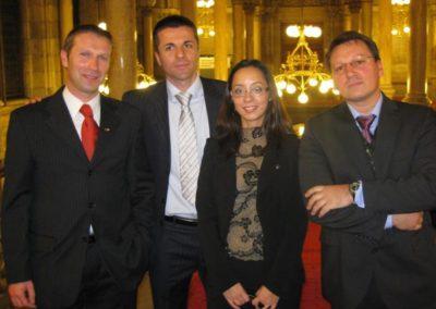 BEČ I BEOGRAD – BLIŽI NEGO IKADA,  08.09.2010