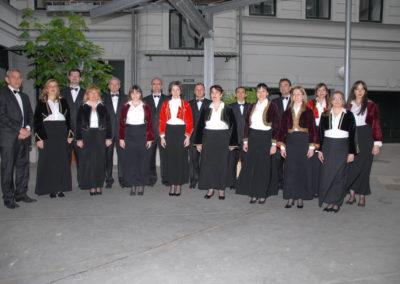 Nastup pevačke grupe KUD KARADžIĆ,  26.04.2009