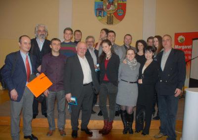 Promocija i pozorišno veče SLUŽBENI GLASNIK,  04.03.2011