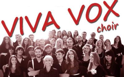 Muzički spektakl VIVA VOX choir 04. oktobar 2012. AKZENT Theater