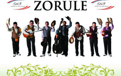 "Koncert ansambla""ZORULE""24. novembar 2011.Polycollege"