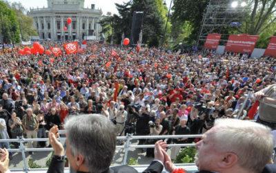 Prvomajski marš 2010.