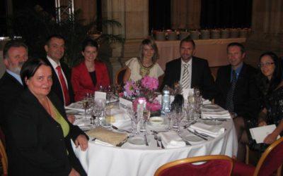 Izveštaj sa gala večeri susreta privrednika u Skupštini grada Beča