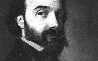 Đura Jakšić – Književnik i slikar