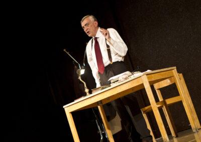 Predstava ČUJTE SRBI,  03.11.2011