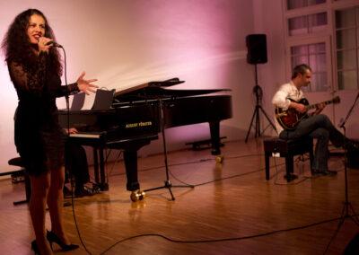 Koncert BALKAN GIPSY JAZZ,  06.10.2011