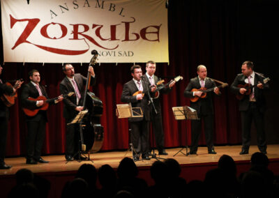 Koncert ANSAMBL ZORULE,  24.11.2011