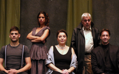"""Predstava """"AVETI""""17. novembar 2019.Theater AKZENT"""