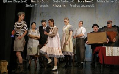 Predstava Kirija26. septembar 2021.Theater Akzent