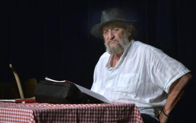 "Predstava ""REČE MI JEDAN ČOEK""05. decembar 2021.Theater Akzent"